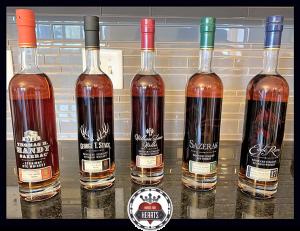 Bourbon Raffle 2021